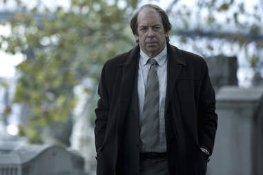bill camp on the night of