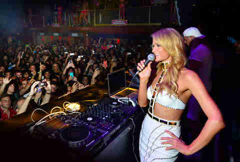 paris hilton album 10th anniversary