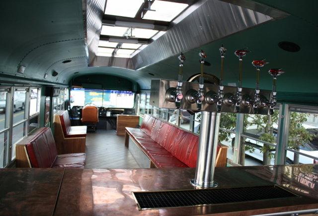 SF\'s first bar on wheels