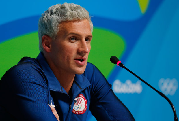 Interview Confirms Ryan Lochte Is Still a Dipshit
