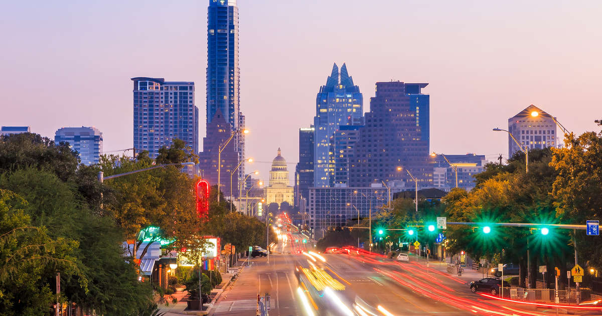 Most Beautiful Places in Austin Texas - Thrillist
