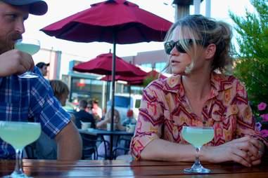 Kate Bolton and Eric Rickey