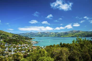 Akaroa, New Zealand
