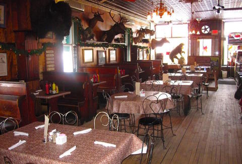 Great pub food and local history at Sleder's Family Tavern