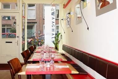 Restaurant De Waaghals
