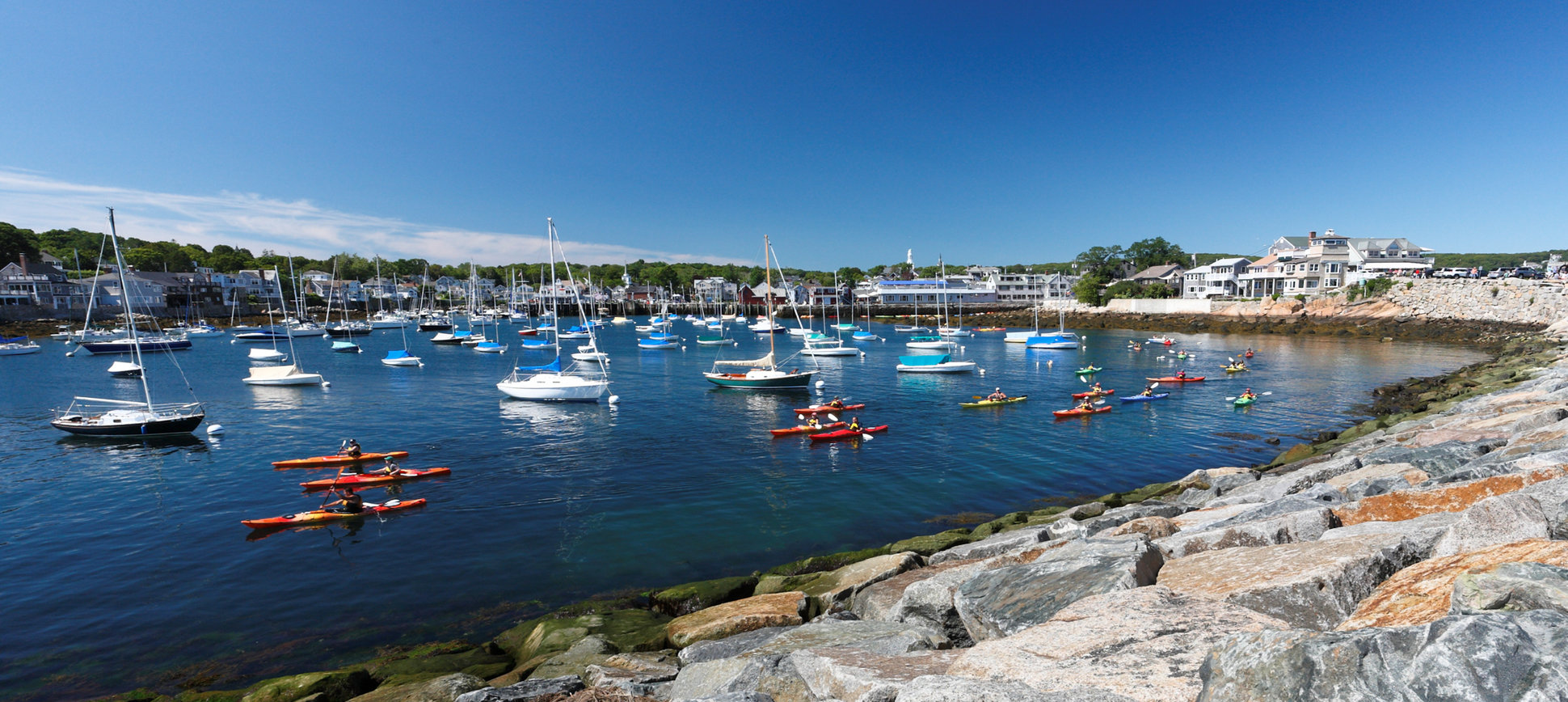 The Best Vacation Spots You Can Drive to From Boston This Weekend