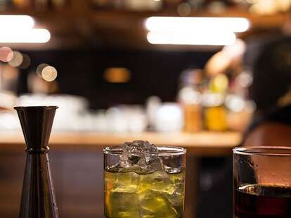 Great cocktails and gourmet food at Bar Mash