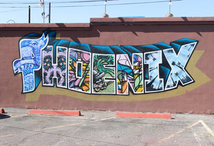 The Coolest Street Art in Phoenix
