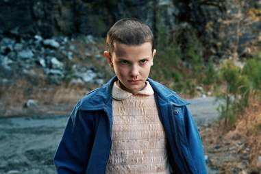 Eleven Stranger Things Monster