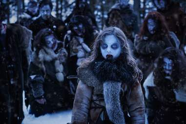 game of thrones white walkers hardhome