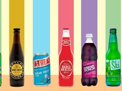 regional sodas