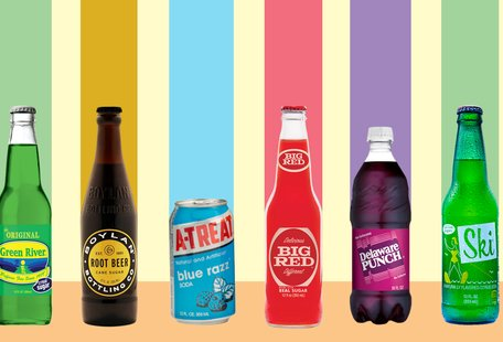 16 Hard-to-Find Sodas We Wish Were Everywhere
