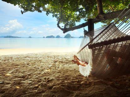 hammock vacation