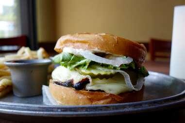 Palace Kitchen Burger Seattle