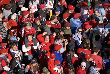 Everyone You\'ll Inevitably Meet at a Phillies Game