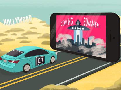 LA guys uber