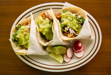 The Best Thing We Ate for Under $10 This Week: Fresh Pond\'s $3 Al Pastor Tacos