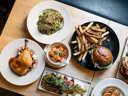 New American food and creative cocktails at Standby in Detroit