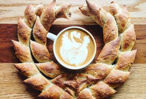 a baked joint bread and coffee washington dc