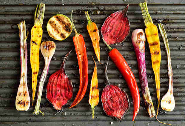 How to Grill All the Best Vegetables, According to Alex Guarnaschelli