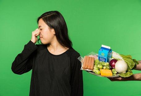 Listen Up, Boys: Salads Make You Smell Better to Women