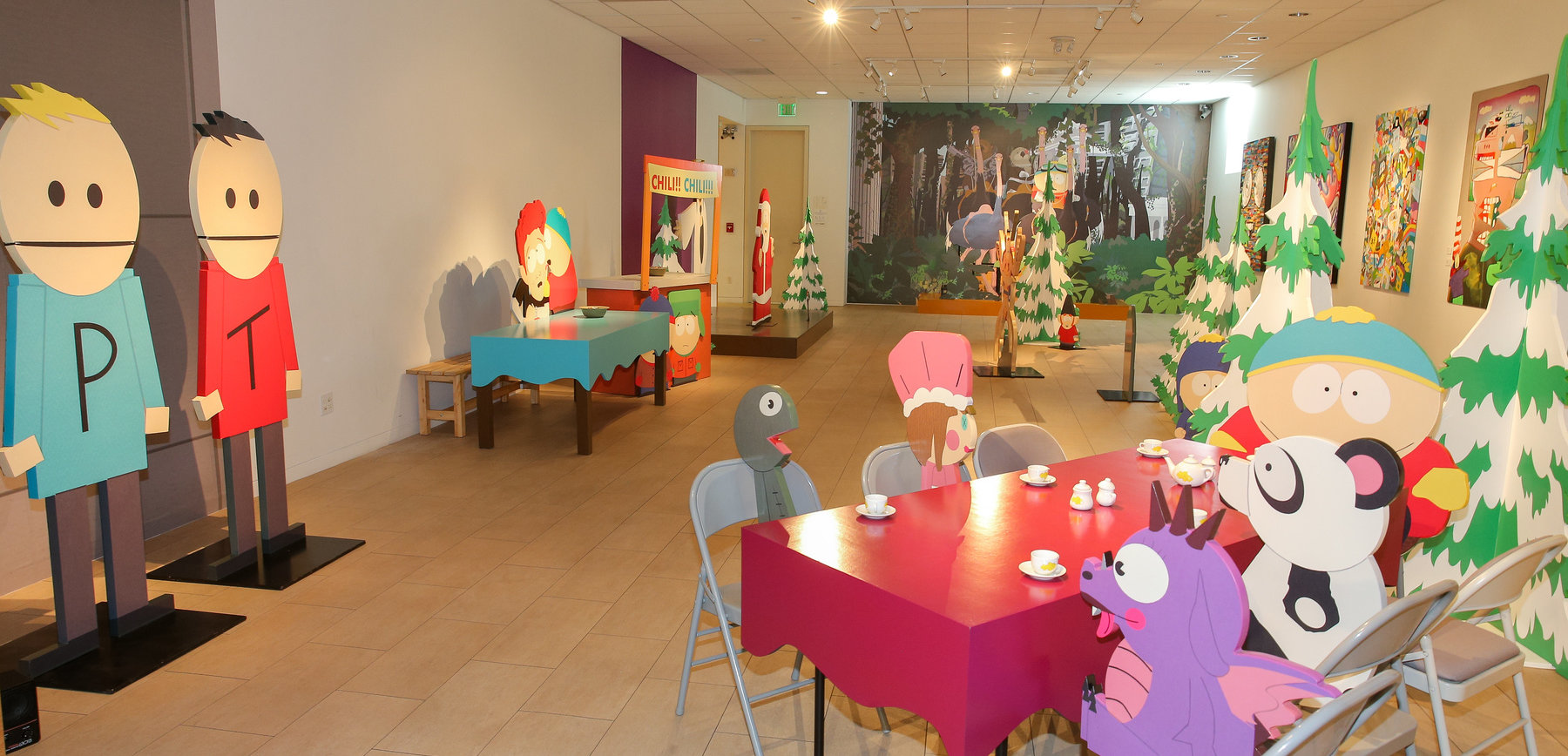\'South Park\': The Interactive Museum Is Now Open in Beverly Hills