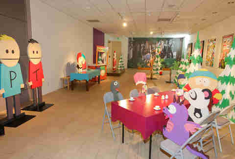 'South Park': The Interactive Museum Is Now Open in Beverly Hills