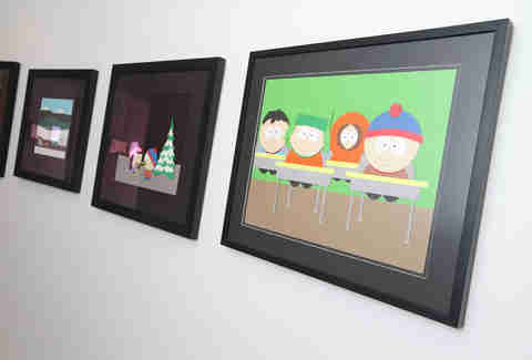 south park exhibit