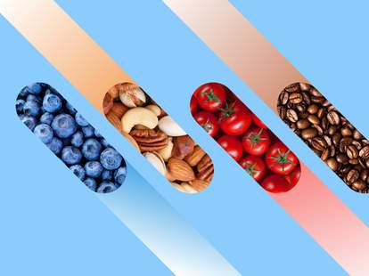 fruits nuts anti-inflammation