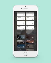 snapseed app in iphone 6