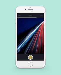 slow shutter speed app in iphone 6
