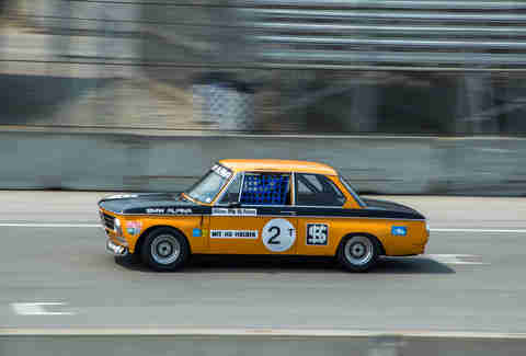 BMW 2002 Driven by Sam Smith