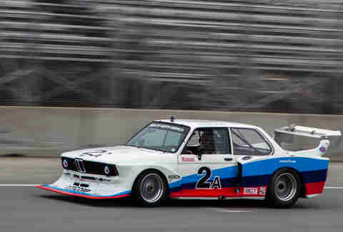 BMW E21 Race Car