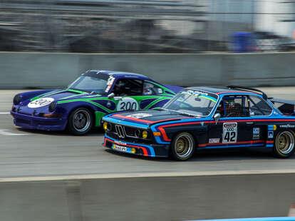 BMW 3.0 vs Porsche 911