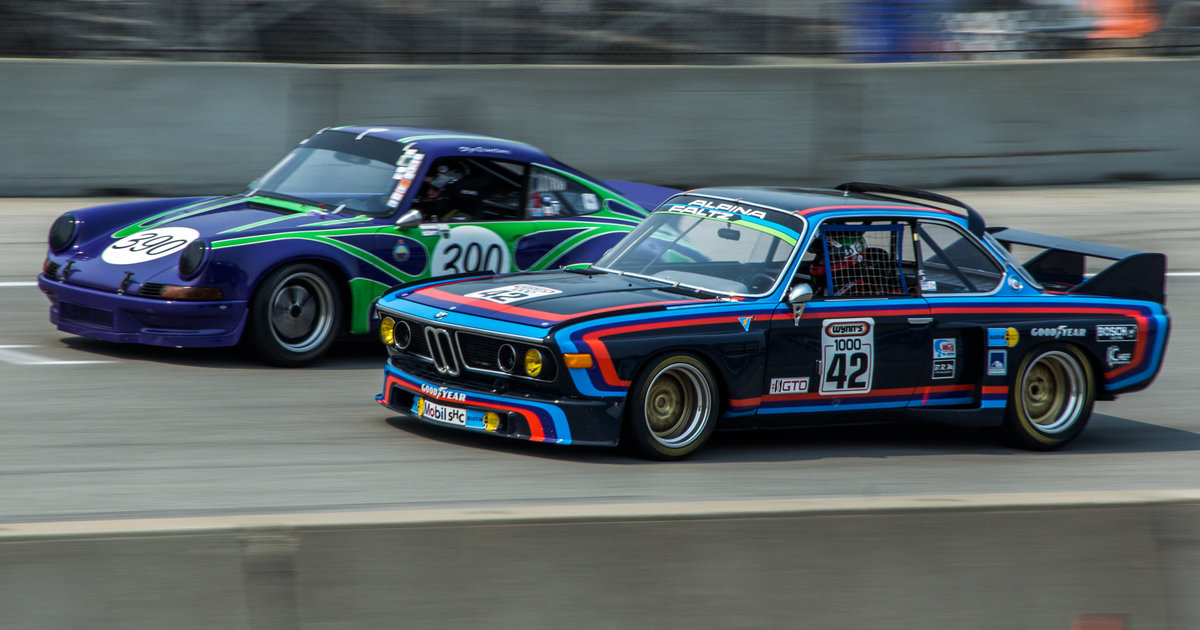 Cool Pictures of Vintage Race Cars at Rolex Motorsports Reunion 2016 ...