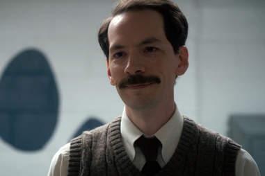 Stranger Things Mr. Clarke