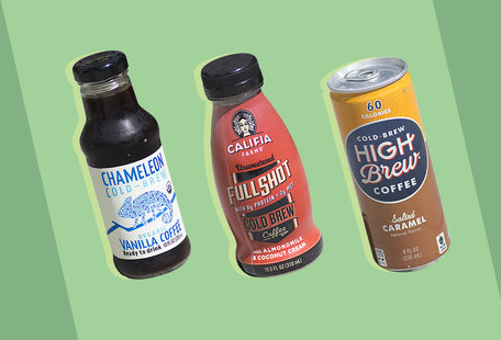 The Best Flavored Cold-Brew Bottles, Ranked