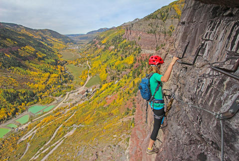 San Juan Mountains a Climbing and Hiking Guide