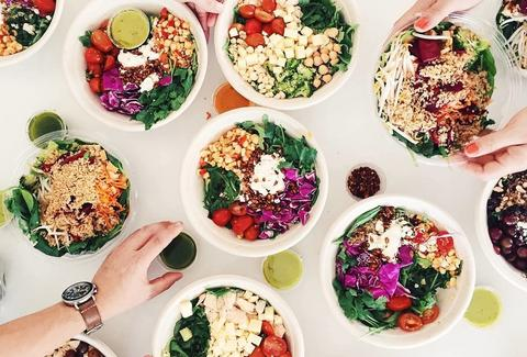 sweetgreen salads