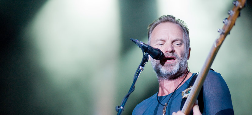 Sting in Concert
