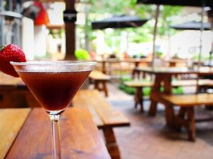 Mash'd cocktail