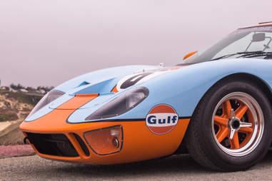 Ford GT40 MkI Gulf