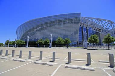 AT&T Dallas Cowboys Stadium