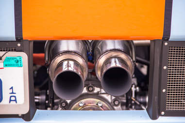 Ford GT40 Exhaust