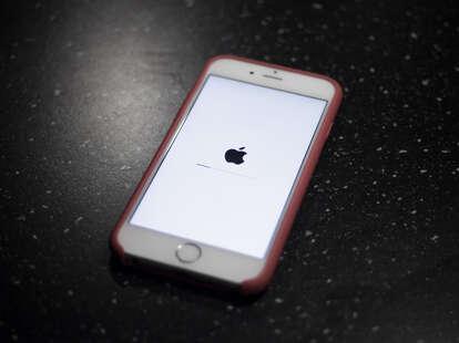 iphone 6 updating