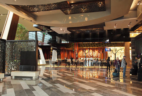 Luxury hotel with great fine dining options at ARIA Las Vegas