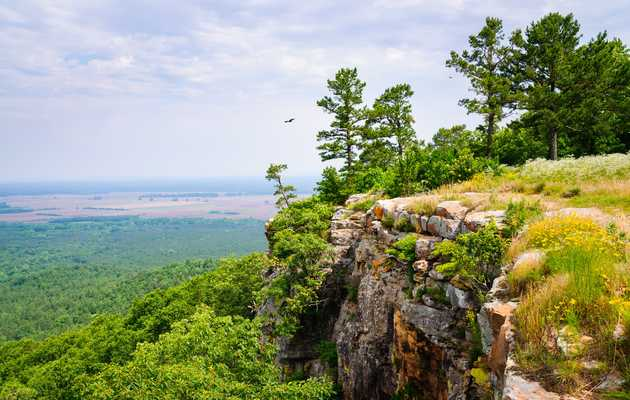 The Most Beautiful Places to Camp Around Memphis