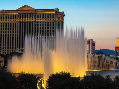 Best Las Vegas resort Caesar's Palace on the Strip
