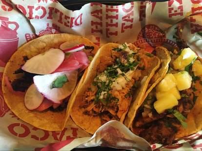 Honky Tonk tacos