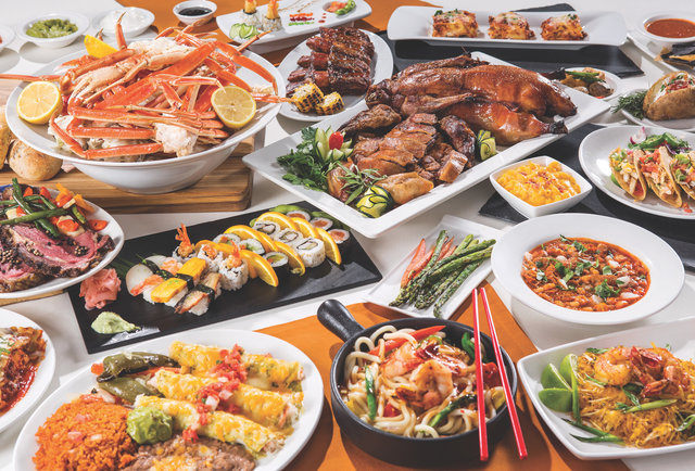 Lobster House Seafood Buffet | Lobster House